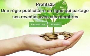 Nouveau site Profits25